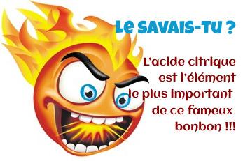 LE SAVAIS-TU ? : Les Têtes Brûlées