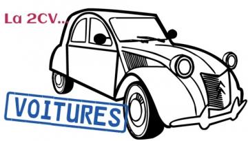 coloriages voitures. Black Bedroom Furniture Sets. Home Design Ideas