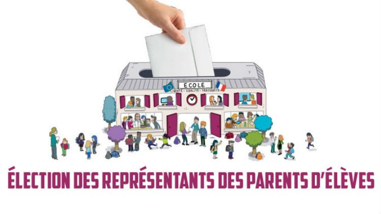 Election des parents d'élèves 2017-2018