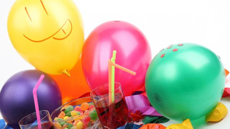 Réaliser un goûter d'anniversaire