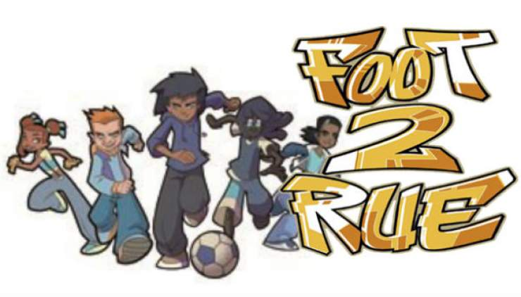 La team de Foot de Rue