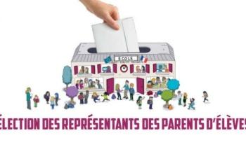 Élection des représentants des parents d'élèves 2018-2019