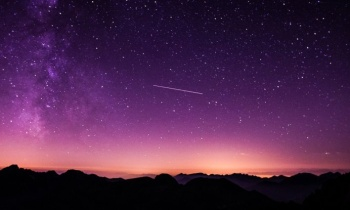 C'est quoi une étoile filante ?